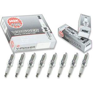 NGK V-Power 4024102037 Spark Plugs