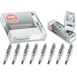 NGK V-Power 4024174700 Spark Plugs